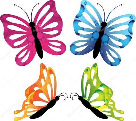 Mariposas Coloridas Dibujos