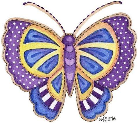 Mariposas de colores para imprimir - Imagenes y dibujos ...