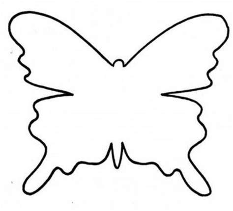 Mariposas Grandes para Colorear e Imprimir   Mariposas ...