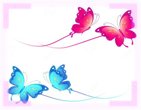 Mariposas Gratis Para Descargar Rosadas   Imágenes de ...