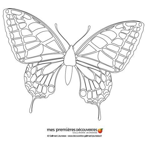 Mariposas para calcar - Imagui