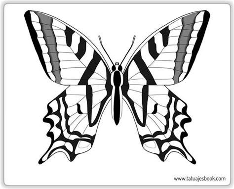 mariposas para colorear - Buscar con Google |