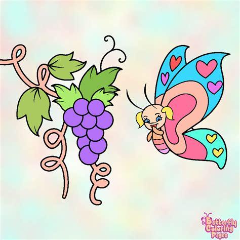 Mariposas Para Colorear - Juegos - Taringa!