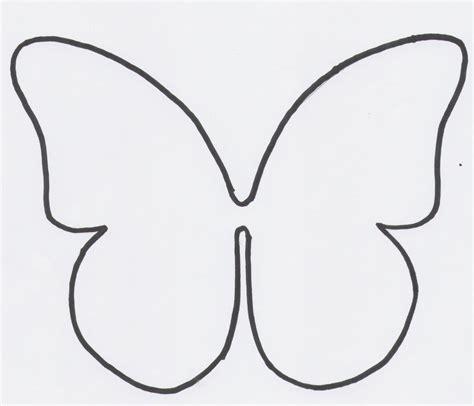 Mariposas Para Recortar. Good Moldes De Flores En ...