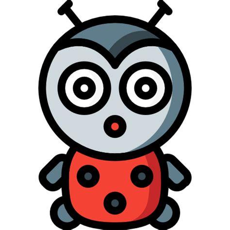 Mariquita - Iconos gratis de animales