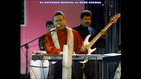 Marito Rivera y su GRUPO BRAVO en vivo (1/3) - YouTube
