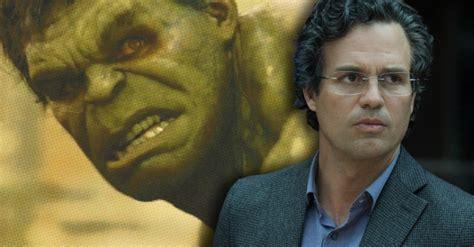 Mark Ruffalo revela por qué no hay película de Hulk