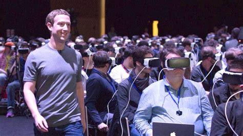 Mark Zuckerberg, a juicio por las gafas de RV de Facebook ...