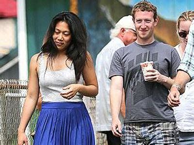 Mark Zuckerberg And Priscilla Chan Are On A Low Key ...