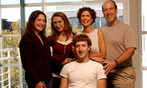 Mark Zuckerberg Family   Celebrity Family