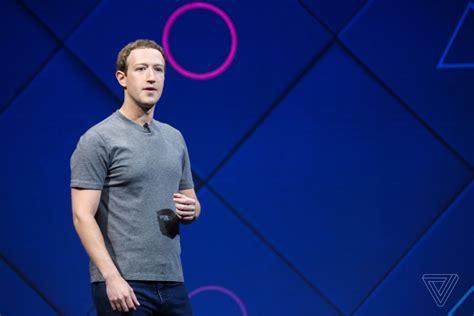 Mark Zuckerberg just unveiled Facebook's new mission ...