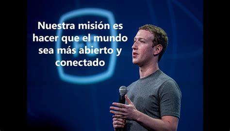 Mark Zuckerberg: las 10 mejores frases del creador de ...