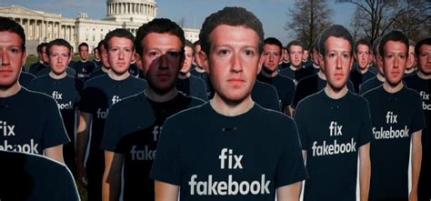 Mark Zuckerberg Looked More Robot Than Human At Facebook s ...