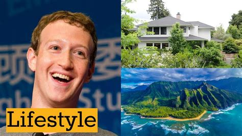 Mark Zuckerberg Net Worth, Income, House, Cars, Family ...