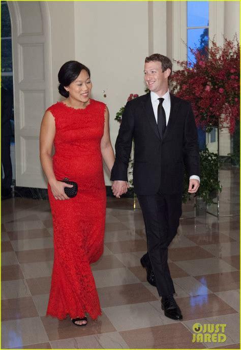 Mark Zuckerberg & Pregnant Wife Priscilla Attend State ...
