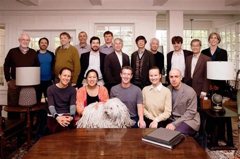 Mark Zuckerberg Shares Facebook Photo of Gray Shirts ...