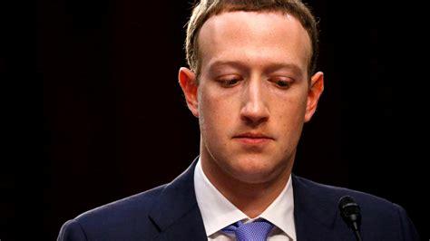 Mark Zuckerberg spricht am Dienstag mit EU-Parlamentariern