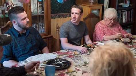 Mark Zuckerberg Surprised Ohio Family By Crashing Their ...