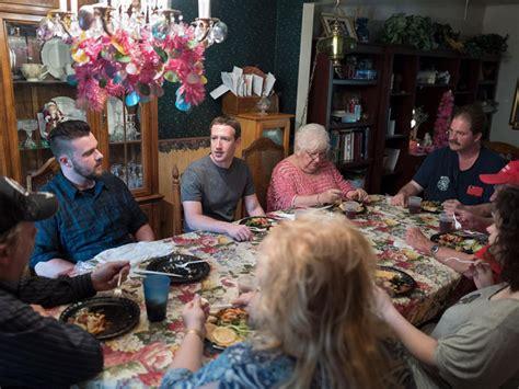 Mark Zuckerberg Surprises Ohio Family Who Voted for Trump ...