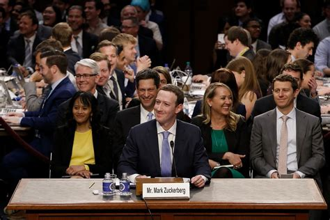 Mark Zuckerberg testimony: senators seem really confused ...