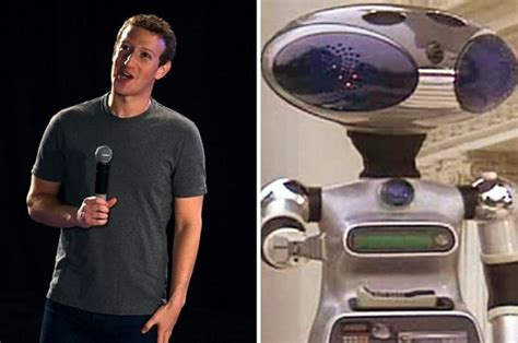 Mark Zuckerberg Wants To Build Himself A Robot Butler In 2016