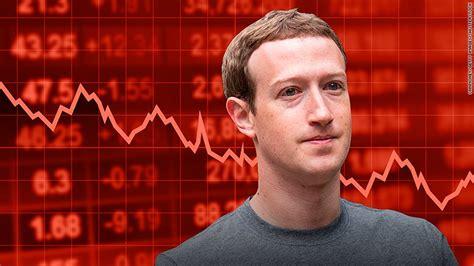 Mark Zuckerberg's net worth went down $9 billion