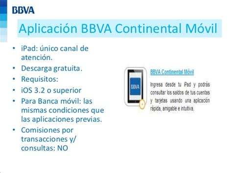MARKETING MOVIL   ANALISIS BBVA PERU