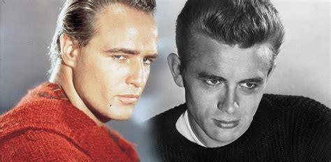 Marlon Brando e James Dean, un amore torrido e sadomaso ...