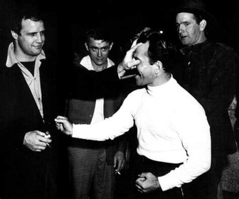 Marlon Brando images Marlon Brando and James Dean ...
