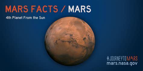 Mars Facts | Mars Exploration Program   NASA Mars
