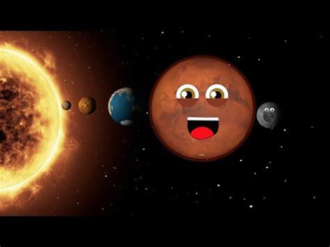 Mars Song/Planet Mars Song for Kids/Mars Song for Kids ...
