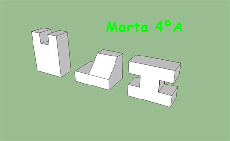 Marta García 4ºA: 18. Figuras 3D  II .