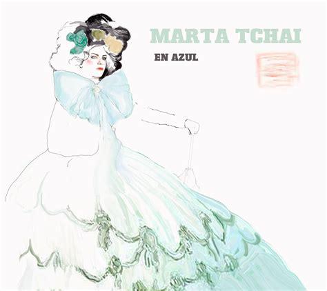 Marta Tchai III « Ilustraciones Carmen Bueno