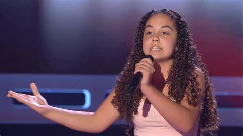 Marta:  Válgame Dios    Audiciones a Ciegas   La Voz Kids ...