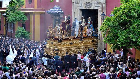 Martes Santo en Sevilla: Itinerario, Programa y Horario de ...