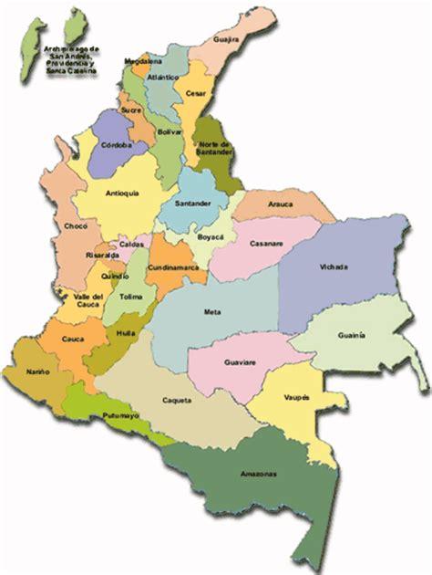 martha cecilia: DIVISIÓN POLITÍCA DE COLOMBIA
