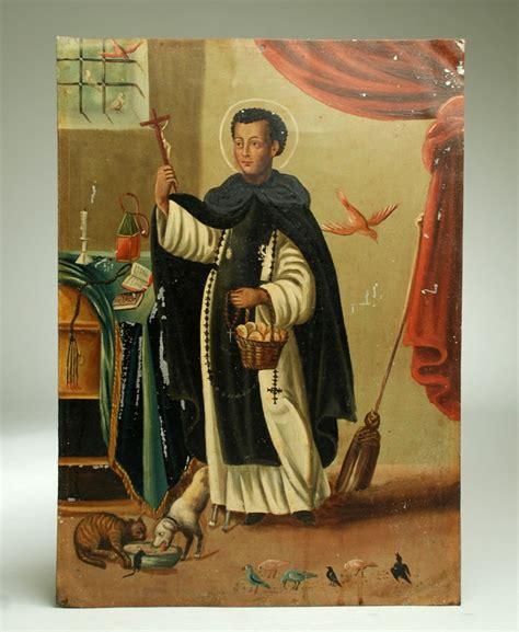 Martin de Porres Patron Saint of Treks & Vets - Dusty ...