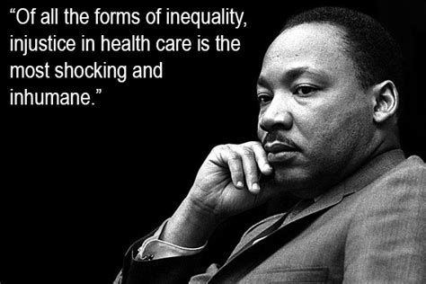 Martin Luther King Jr. Healthcare   Obamacare Facts