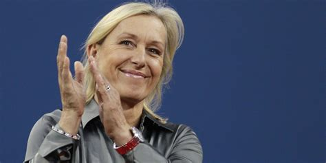 Martina Navratilova Creates More U.S. Open Magic By ...