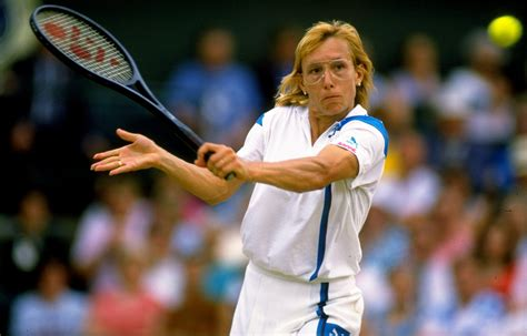 Martina Navratilova | Famous People | Pinterest