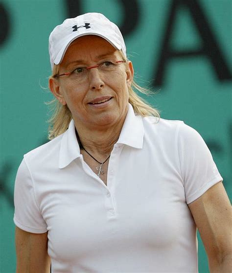Martina Navratilova: Latest News on Martina Navratilova ...