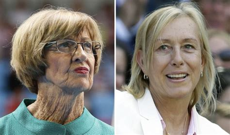Martina Navratilova: Margaret Court Is 'A Racist & A ...