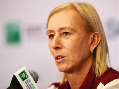 Martina Navratilova: My three wishes for 2018 | WTA Tennis