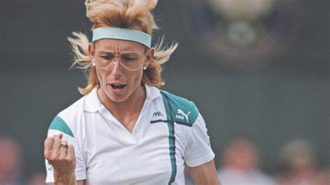 Martina Navratilova - Public Speaking & Appearances ...