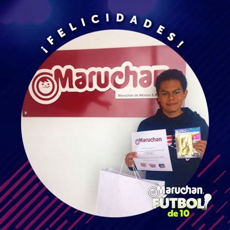 Maruchan MX » Ganadores Futbol de 10