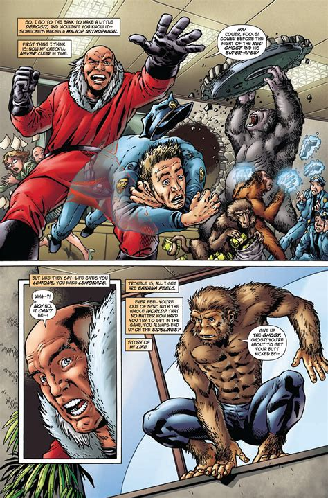 Marvel Apes #1 Review - Line of Fire Reviews - Comics Bulletin