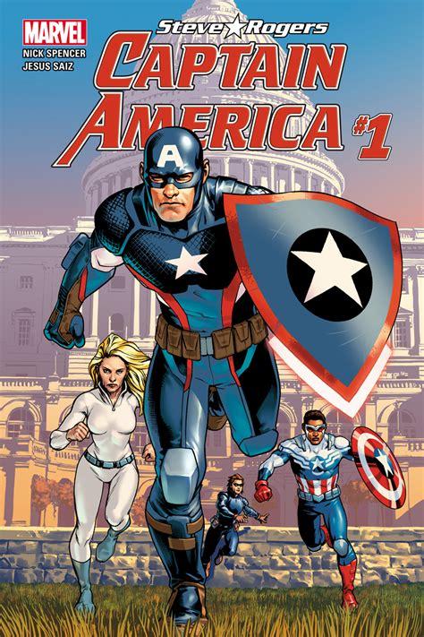 Marvel Brings Back Original 'Captain America' in New ...