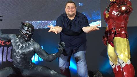 Marvel Comics Editor-in-Chief apologises for posing as an ...