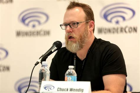Marvel Fires Comic Book Writer Chuck Wendig, Citing ...