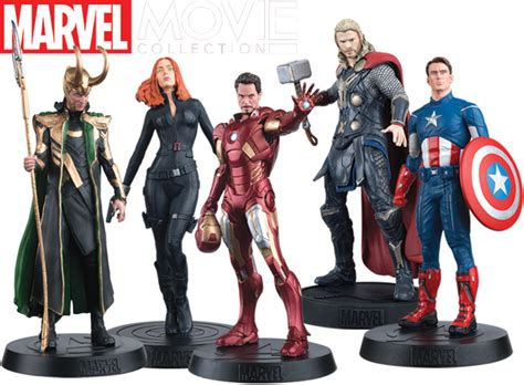 Marvel Movie Collection | Comic heroes   Eaglemoss
